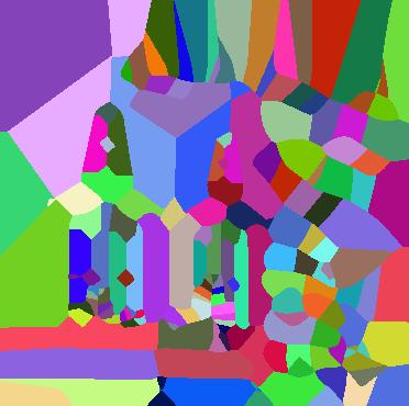 CS798 Project: Simulating Decorative Mosaics